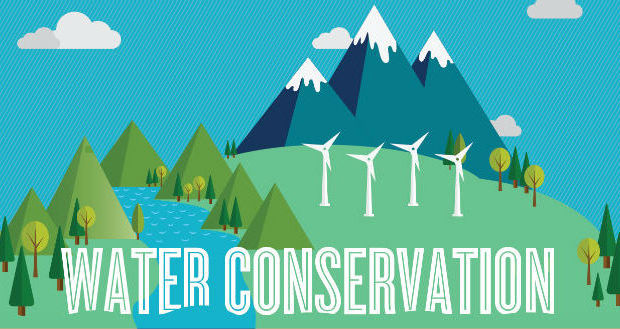 Update on water conservation rates nbs for Facts about energy conservation